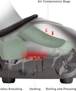 voetmassage apparaat airbag