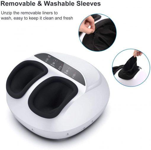 voetmassage apparaat wasbaar